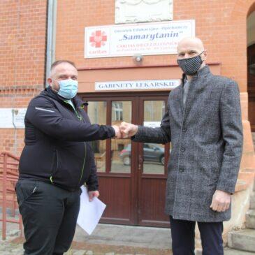 Caritas wsparł legnicki MOPS